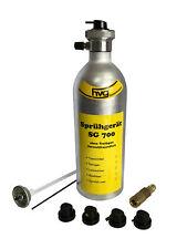 Druckluft Sprühdose Spraydose Druckluftsprühdose inkl. Sprühset und Fülladapter