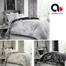 Marble Pattern Printed Duvet Cover Pillowcase Quilt Bedding Double King SKing