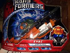 Transformers Voyager Class Autobot Evac New Sealed Movie 2007