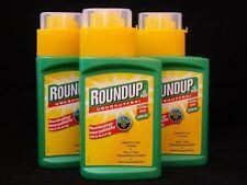 3 X Celaflor Roundup LB plus 250 Ml Unkrautfrei Unkrautvernichter Glyphosat 360