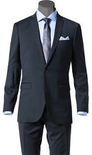 PRADA Suit    Size  38 R    blue  NEW  100% Wool  MADE IN ITALY