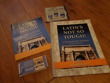 Latin's Not So Tough! - Level 1 Answer Key/Flashcards on Ring/Quiz & Exams/CD