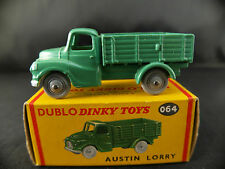 Dinky Toys Dublo GB n° 064 Austin Lorry truck camion benne neuf en boîte MIB