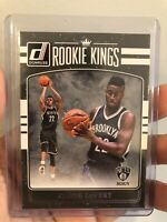 2016-17 Panini Donruss Rookie Kings #17 Caris LeVert Rc Insert Brooklyn Nets NBA
