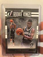 2016-17 Panini Donruss Rookie Kings #17 Caris LeVert Rc Insert Brooklyn Nets NBA