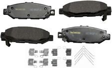 Rear Disc Brake Pads Monroe Brakes GX572 for Lexus GS300 SC400 Toyota Supra