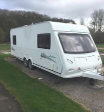 Elddis Caravans 6 Sleeping Capacity 2 Axles