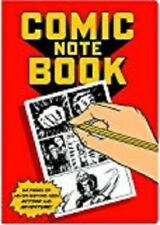 Comic Book Notebook by The Unemployed Philosophers Guild