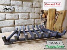 Feuerbock 45x30x30 Konisch -- Kamin Ofen Rost Gartengrill --Massiv und Genial---