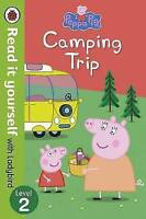 Peppa Pig: Camping Trip - Read it yourself with Ladybird: Level 2, Ladybird , Go