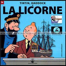 TINTIN, HADDOCK & LA LICORNE N°76 (Hergé) : LUNETTE TELESCOPIQUE, PERISCOPE