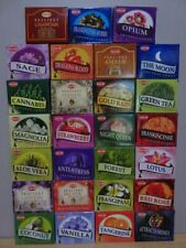 HEM Incense Cones ~ You Choose~  (27 Fragrances To Choose From)  Free Post AU