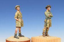 TB-35076 British Soldier & Tank Crewman 1/35 resin kit - The Bodi