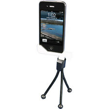 Tripod & Mount Adapter for iPhone 4 & 4s by Dot Line (White)