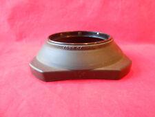 Gegenlichtblende Mamiya RB 67 Durchmesser ca.80mm Gummi für Objektive