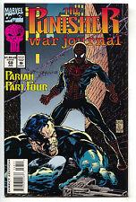 Punisher War Journal 68 Marvel 1994 NM Spider-Man Dark Alley