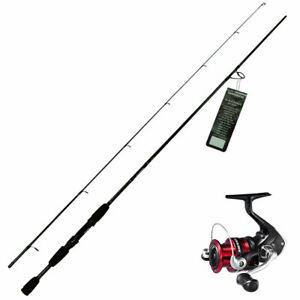Shimano Catana 702 Estuary Fishing Rod with Sienna 2500 Fishing Reel