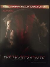 METAL GEAR SOLID ONLINE PS3 DAY 1 ADDITIONAL GAME CONTENT