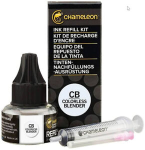 Chameleon Ink Refill Kit - 25mL - Choose Color - FREE SHIP - Quantity Discount