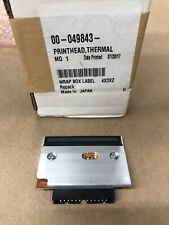 Hobart 00-049843 Thermal Printhead for Quantum scales. Factory Sealed. 049843