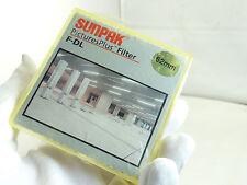 Sunpak 62mm F-DL Fluorescent to Daylight Correction Lens Filter