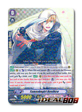Cardfight Vanguard Touken Ranbu x 4 Yamanbagiri Kunihiro - G-TB01/025EN - R Mint