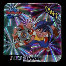 STAKS STAKS AIMANT MAGNET BEYBLADE N° 103 TYSON HOLO