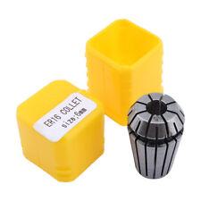 10Pcs ER16 1mm-10mm Spring Collet Set CNC Milling Lathe Tool Workholding Set IS