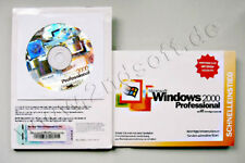 Microsoft Windows 2000 Professional W/sp4 - Box-pack