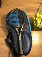 Snauwaert La Grande Vintage Tennis Raquet Ash Fiber Composite Super Rare