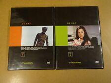 2-DVD SET / DE KAT - DEEL 1 & 2 ( VRT KLASSIEKERS )