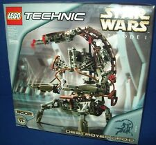 LEGO Star Wars Destroyer Droid (8002) NEW Factory Sealed RETIRED TECHNIC