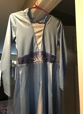Elsa Costume Women's Size Small And Wig