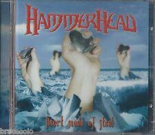 HAMMERHEAD CD Heart made of steel ,Org. Pseudonym 2000/Hyper Rare -JUDAS PRIEST