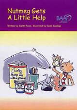 """VERY GOOD"" Judith Foxon, Nutmeg Gets a Little Help, Book"