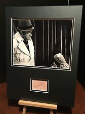 More details for bob hope the muppet show genuine authentic vintage signed 16x12 display uacc coa