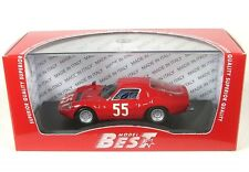 Best Model Bt9559 Abarth OT 1300 N.55 14th 1000 KM Monza 1966 Fischhaber-furtmay
