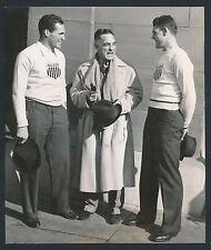 1935 JOE STYDAHAR West Virginia Football HOF Vintage Photo ALL AMERICAN SWEATER