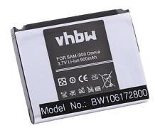 Akku wie Samsung AB653850CE, AB653850CU 900mAh 3.7V Li-Ion