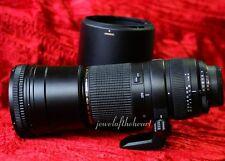 Tamron 200-500mm SP DI IF Zoom Lens for Nikon D50 D70 D80 D90 D200 D300 & More