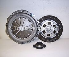 CLUTCH KIT WITH BEARING PEUGEOT 106 205 206 306 1.0 - 1.1 - 1.4