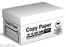 Copy Paper 5000 Sheets Ebay