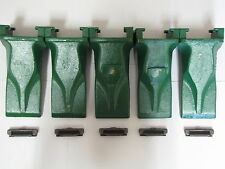 V33SYL 5 Pack Teeth Esco Style Bucket Tooth/Bucket Teeth & 5 V33PN Flex Pins