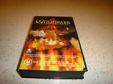 WITCHBOARD THE DEVIL'S DOORWAY, AMI DOLENZ & TIMOTHY GIBBS VHS VIDEO