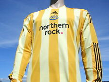 BNWT Rare Newcastle United 09-10 Player Issue Away Long Sleeve Shirt XL