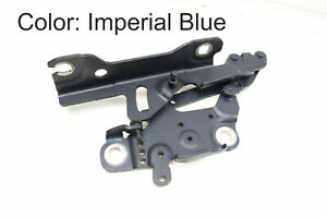 2014 2015 2016 BMW 428I F32 - RIGHT HOOD HINGE - IMPERIAL BLUE