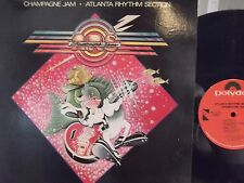 ATLANTA RHYTHM SECTION ARS LP CHAMPAGNE JAM ON POLYDOR   RECORDS EXC