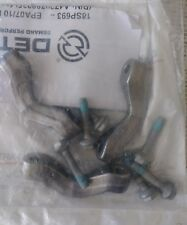 DETROIT DIESEL DD15,DD16 High Pressure Fuel Rail Bolt and Clamp Kit. #A472078033