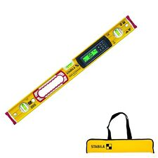 STABILA 100cm Elektronik-Wasserwaage Type 196-2 electronic IP 65 in Tasche
