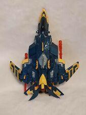 Transformers Beast Machines Deluxe Jetstorm Jet Fighter 1999 Action Figure